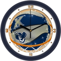 "Xavier Musketeers Slam Dunk 12"" Wall Clock"