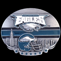 NFL Belt Buckle - Philadelphia Eagles