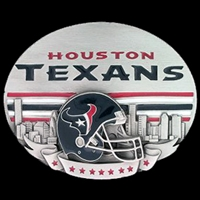 NFL Belt Buckle - Houston Texans