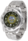 United States Army Sport Steel Watch - AnoChrome Dial