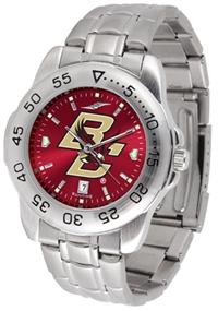 Boston College Eagles Sport Steel Watch - AnoChrome Dial