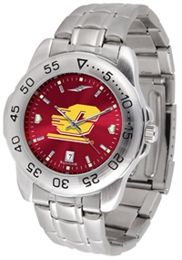 Central Michigan Chippewas Sport Steel Watch - AnoChrome Dial