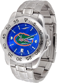 Florida Gators Sport Steel Watch - AnoChrome Dial