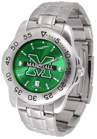 Marshall Thundering Herd Sport Steel Watch - AnoChrome Dial