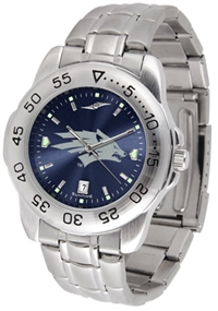Nevada Wolfpack Sport Steel Watch - AnoChrome Dial