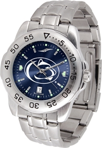 Penn State Nittany Lions Sport Steel Watch - AnoChrome Dial