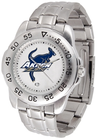 Akron Zips Sport Steel Watch