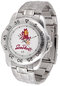 Arizona State Sun Devils Sport Steel Watch