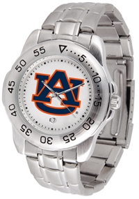 Auburn Tigers Sport Steel Watch