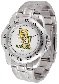 Baylor Bears Sport Steel Watch