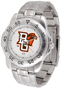 Bowling Green Falcons Sport Steel Watch