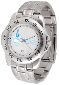 Citadel Bulldogs Sport Steel Watch