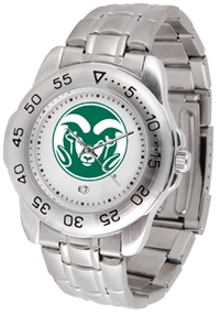 Colorado State Rams Sport Steel Watch