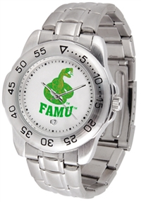Florida A&M Rattlers Sport Steel Watch