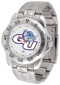 Gonzaga Bulldogs Sport Steel Watch