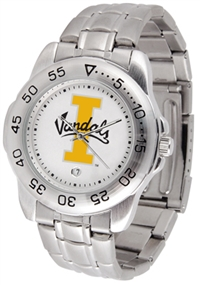 Idaho Vandals Sport Steel Watch