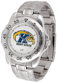 Kansas Jayhawks Sport Steel Watch