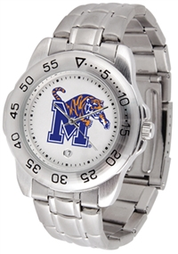 Memphis Tigers Sport Steel Watch
