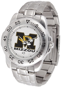 Missouri Tigers Sport Steel Watch