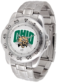 Ohio Bobcats Sport Steel Watch