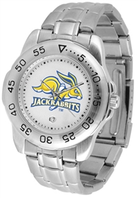 South Dakota State Jack Rabbits Sport Steel Watch