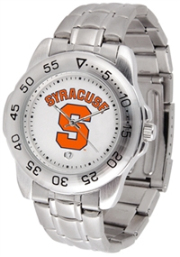 Syracuse Orange Sport Steel Watch
