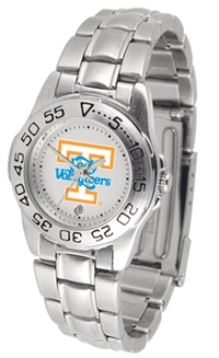 Tennessee Lady Vols Sport Steel Watch