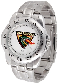 Alabama Birmingham Blazers Sport Steel Watch