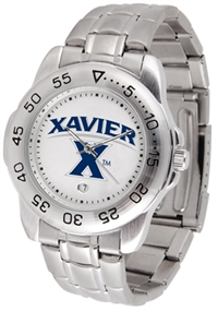 Xavier Musketeers Sport Steel Watch