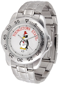 Youngstown State Penguins Sport Steel Watch