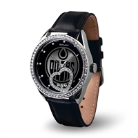 Edmonton Oilers NHL Beat Series Women's Watch