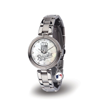 Kansas City Royals MLB Charm Series Women's Watch