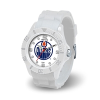 Edmonton Oilers NHL Cloud Series Women's Watch