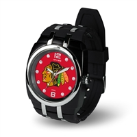 Chicago Blackhawks NHL Crusher Series Mens Watch