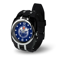 Edmonton Oilers NHL Crusher Series Mens Watch