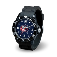 Columbus Blue Jackets NHL Spirit Series Mens Watch