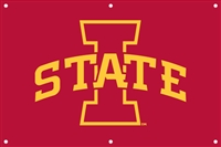 Iowa State Cyclones 3' x 2' Fan Banner