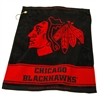 Chicago Blackhawks NHL Woven Golf Towel