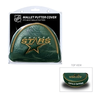 Dallas Stars NHL Putter Cover - Mallet