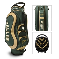 Dallas Stars NHL Cart Bag - 14 way Medalist