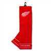 Detroit Red Wings NHL Embroidered Tri-Fold Towel