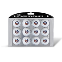 New York Islanders NHL Dozen Ball Pack