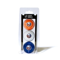 New York Islanders NHL 3 Ball Pack