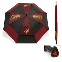 Phoenix Coyotes NHL 62 inch Double Canopy Umbrella