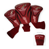Phoenix Coyotes NHL 3 Pack Contour Fit Headcover