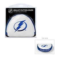 Tampa Bay Lightning NHL Putter Cover - Mallet