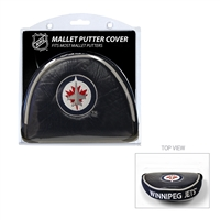 Winnipeg Jets NHL Putter Cover - Mallet