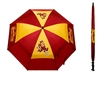 Arizona State Sun Devils NCAA 62 inch Double Canopy Umbrella