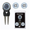 North Carolina Tar Heels NCAA Divot Tool Pack w/Signature Tool