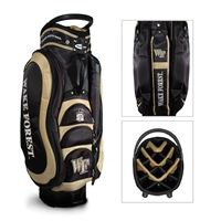Wake Forest Demon Deacons NCAA Cart Bag - 14 way Medalist